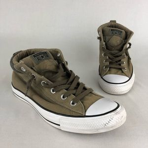 Converse Chuck Taylor Street Mid Sneakers Shoes